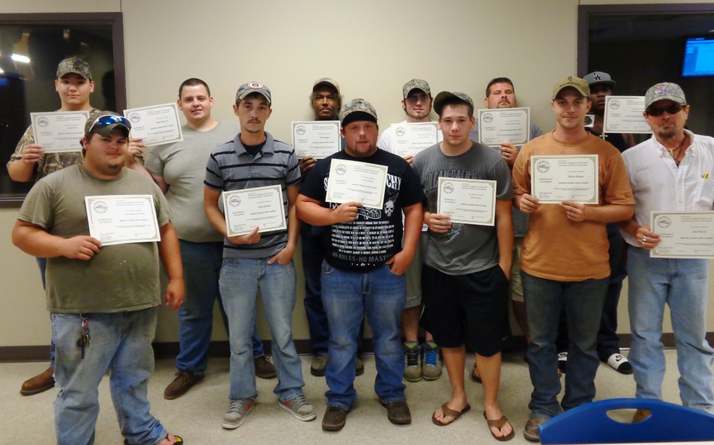 Receiving Master Logger Certificates